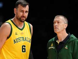 Bogut scare as Boomers fall flat in final hit-out