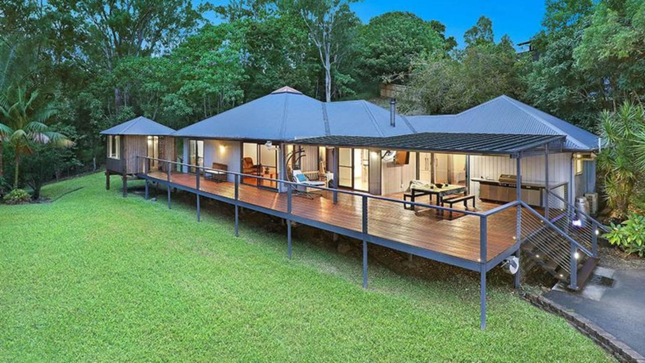 The Veronicas have bought this property in Landsborough.