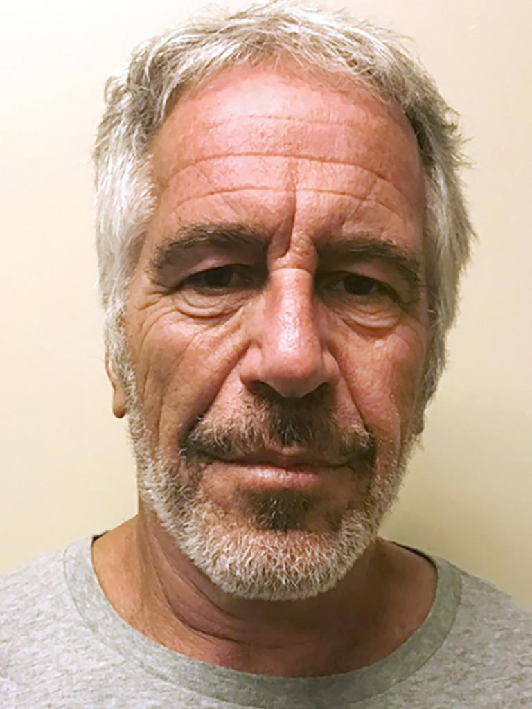 Convicted sex offender Jeffrey Epstein died by suicide in jail earlier this month. Picture: New York State Sex Offender Registry via AP