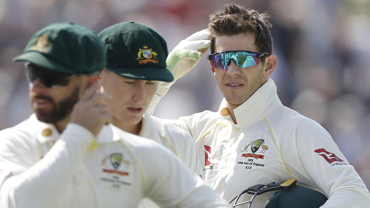 Ian Healy believes Tim Paine has been unfairly criticised. Picture: Getty Images