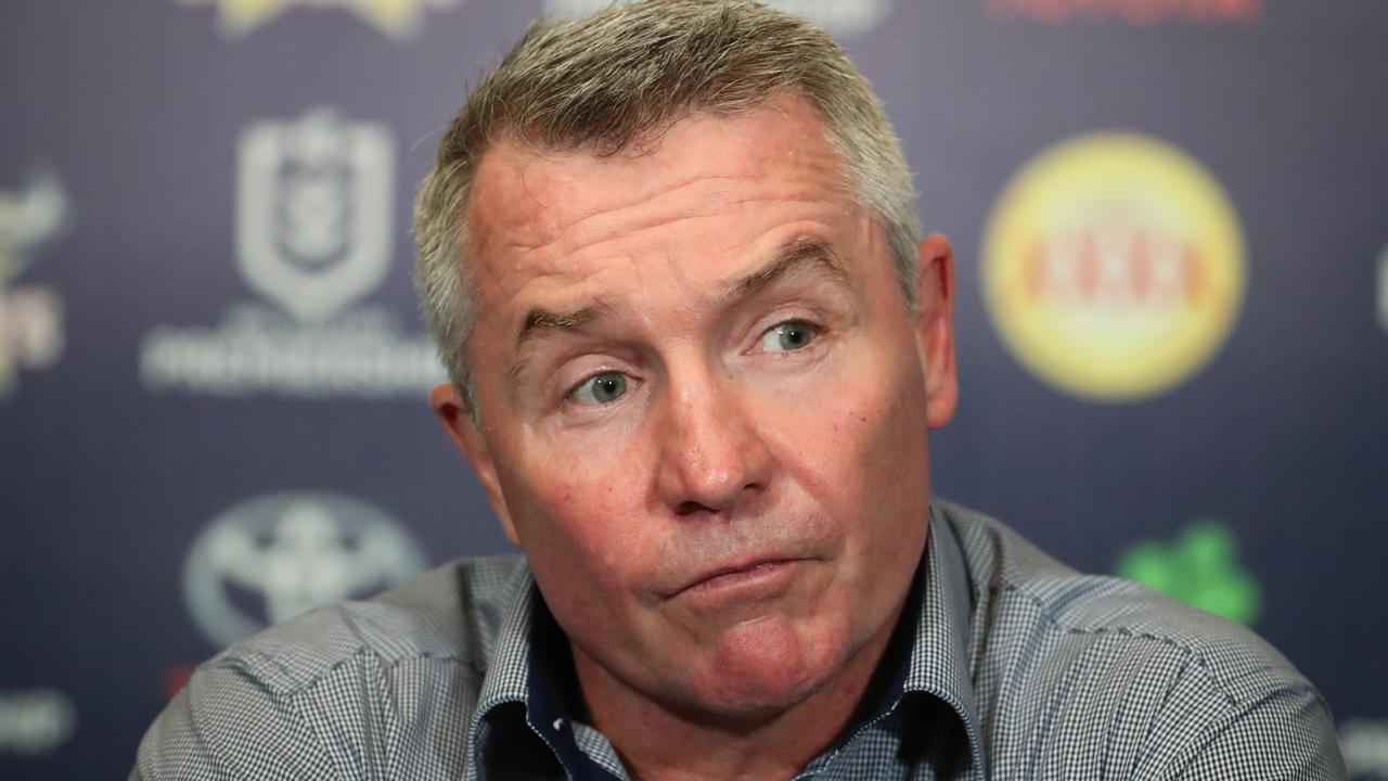 Danny Buderus and Billy Moore have called for Paul Green to step down as coach of the Cowboys.