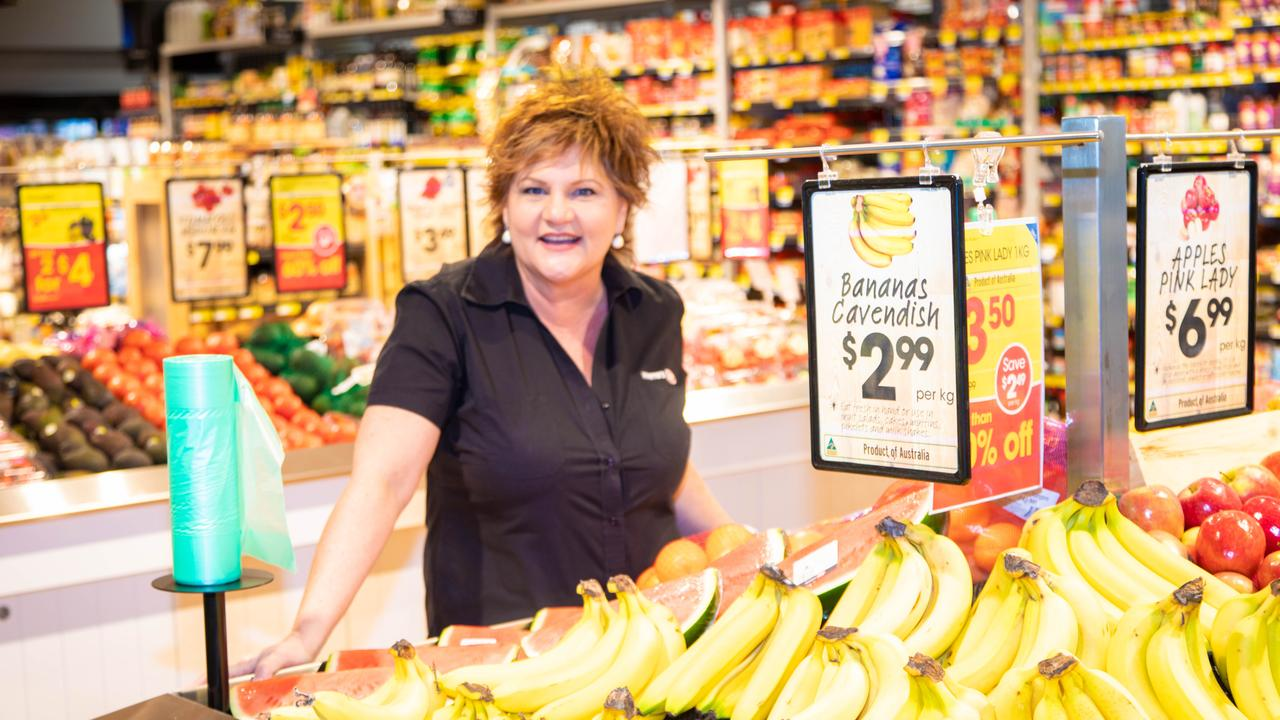 INDUSTRY INSIGHT: Roz White of White's IGA Grocers said a Business Confidence Survey was a welcome opportunity for businesses of every size to provide and glean information about the progress of the region's economy.