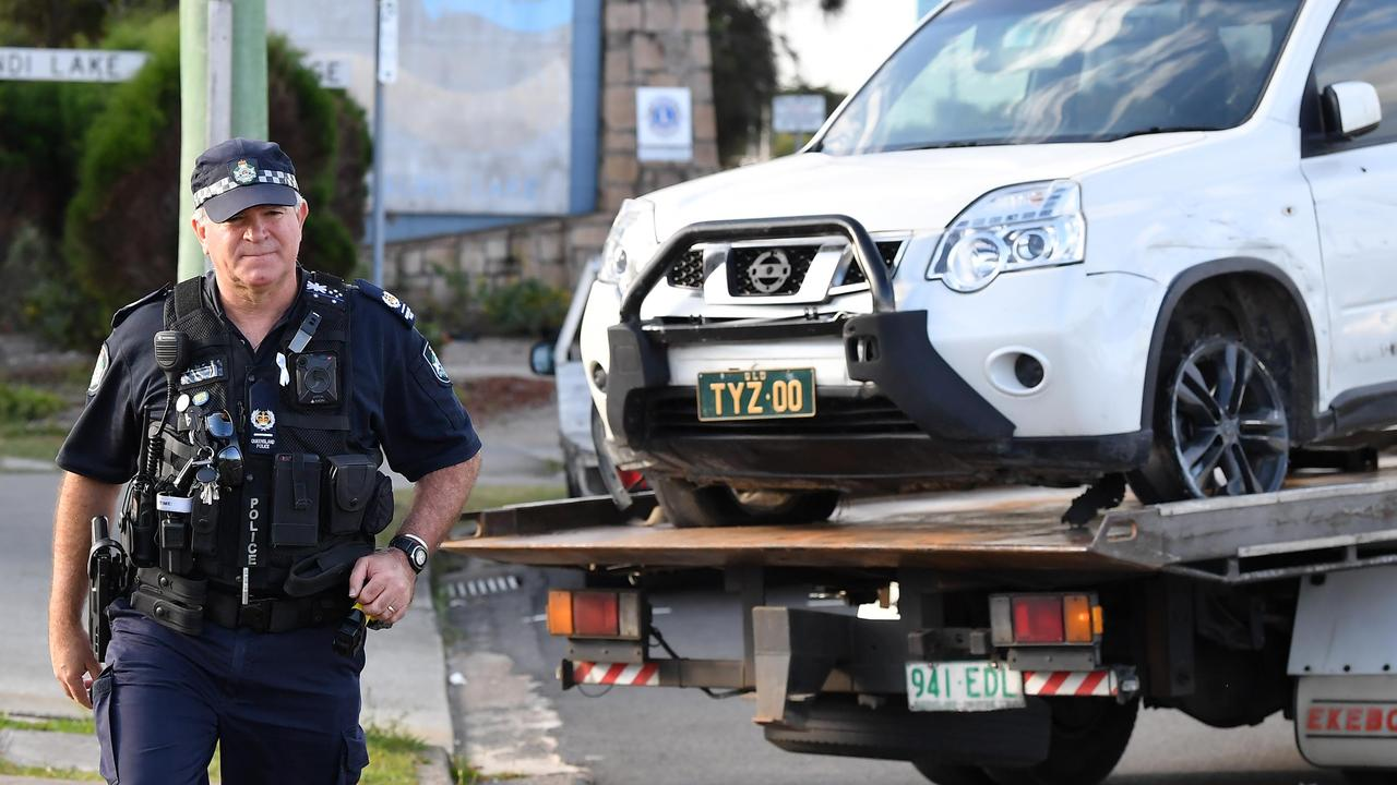 A 37-year-old Landsborough man has been charged after he allegedly led police on a wild car chase on the Sunshine Coast in a stolen car. Photo Patrick Woods