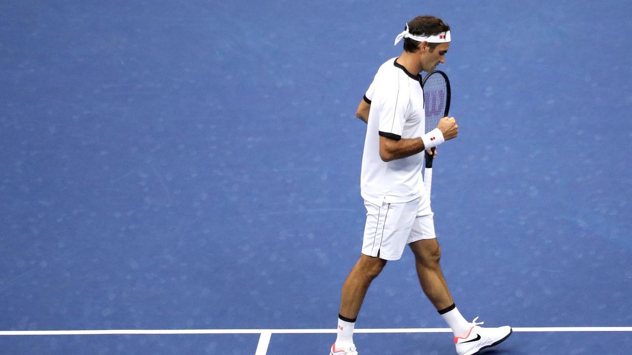 Roger Federer. Picture: Katharine Lotze/2019 Getty Images/AFP
