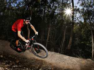 Mountain biker fined $1600 for solo ride