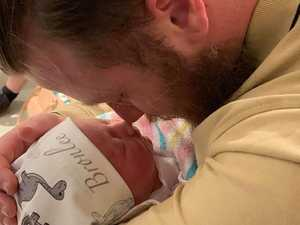 Dad wakes to find healthy baby dead