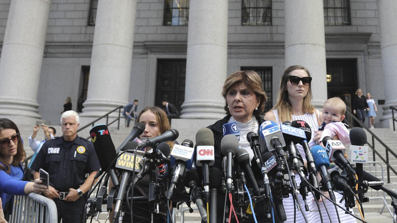 Lawyer Gloria Allred is representing several of Epstein's alleged victims. Bebeto Matthews/AP Photo