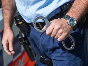 Dramatic arrest in Mackay CBD