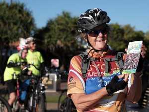 City to Coast community bike ride