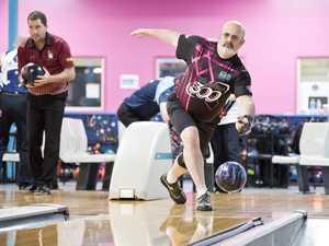 Seniors Challenge Ten Pin Bowling