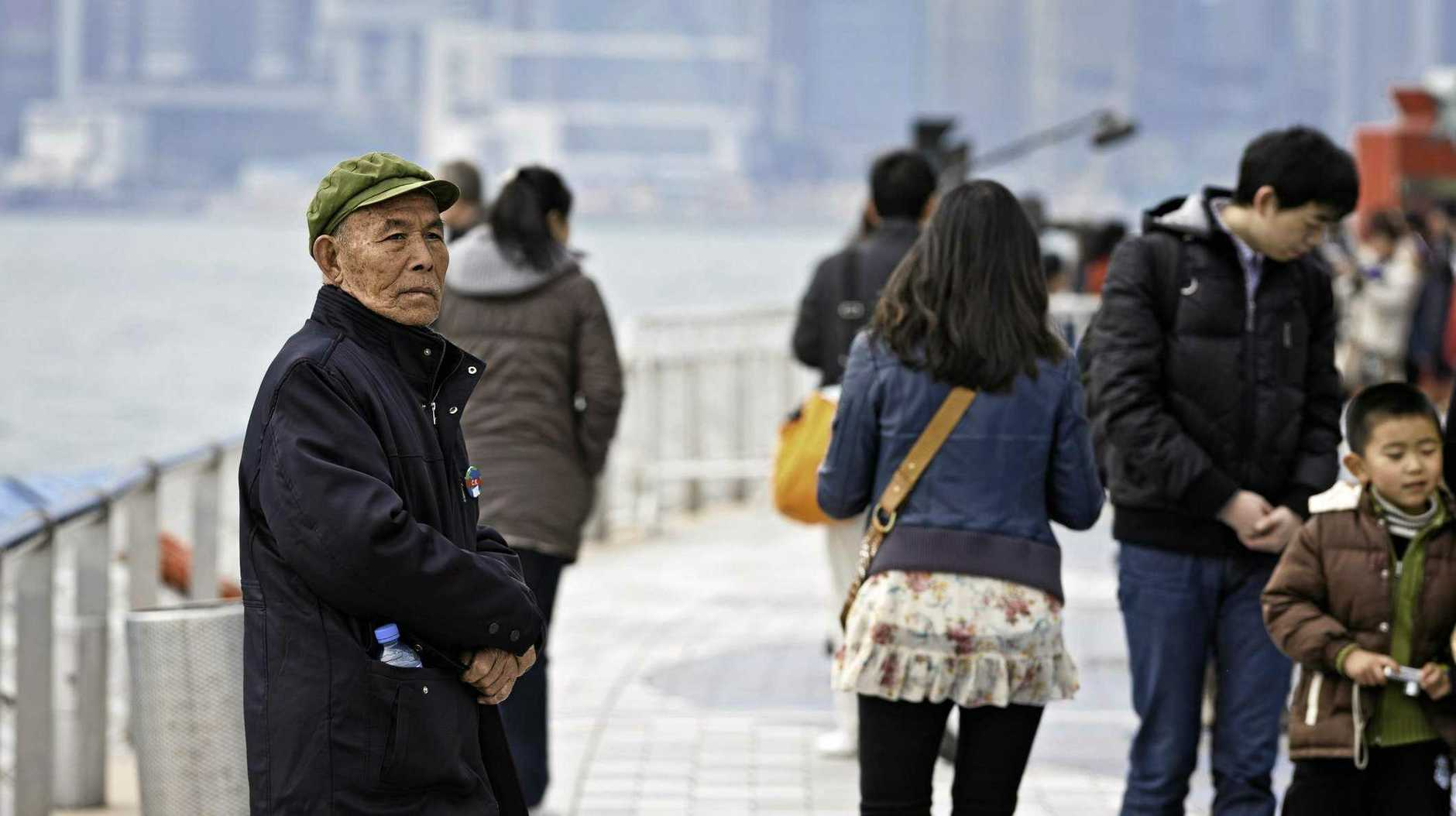 What's happening in China as it's population of over 80s rapidly increases could have the biggest impact on the rest of the world.