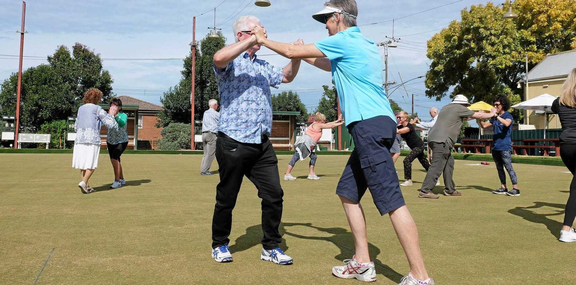 BOWLING ACTIVE: Bowls Australia has introduced a new program coming to your local bowls club and called Roll Back the Clock.