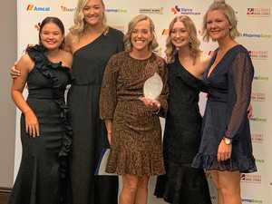 Pharmacy takes the top award