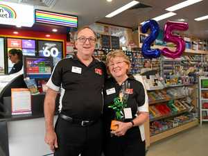 Hard slog paying off for newsagent owners