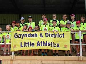 Little Athletics jumps into a new season