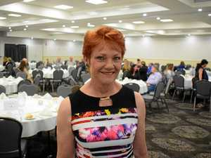 Defence Minister says no to Hanson's requests to help CQ