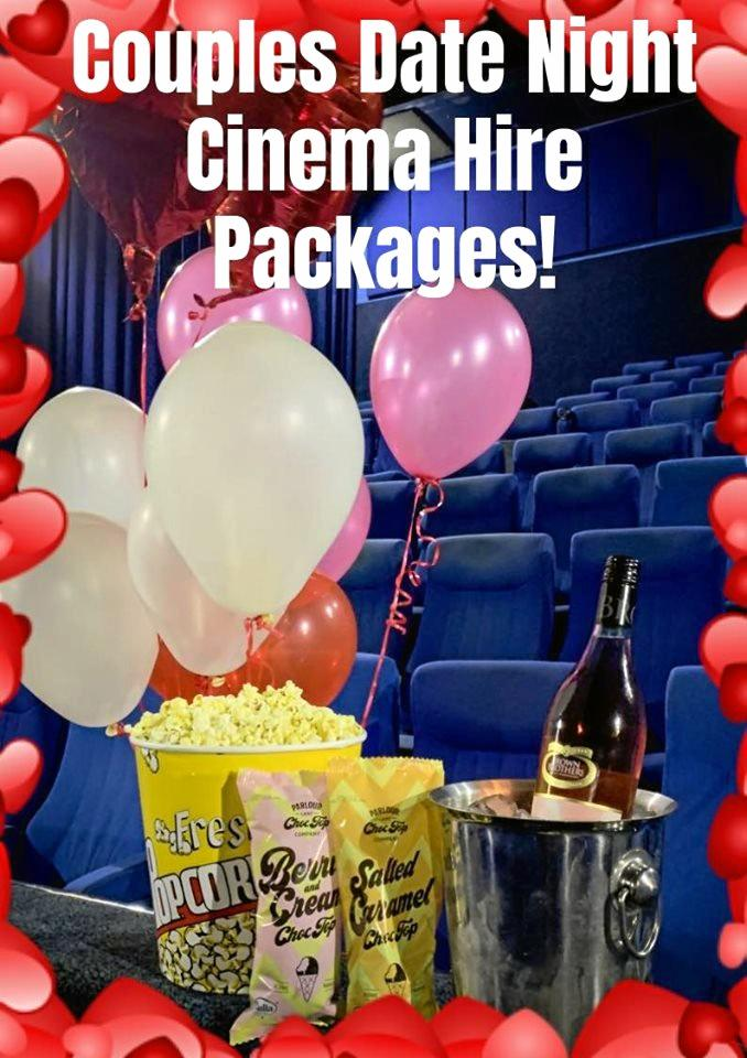 Check out BCC Cinemas' new date night package.