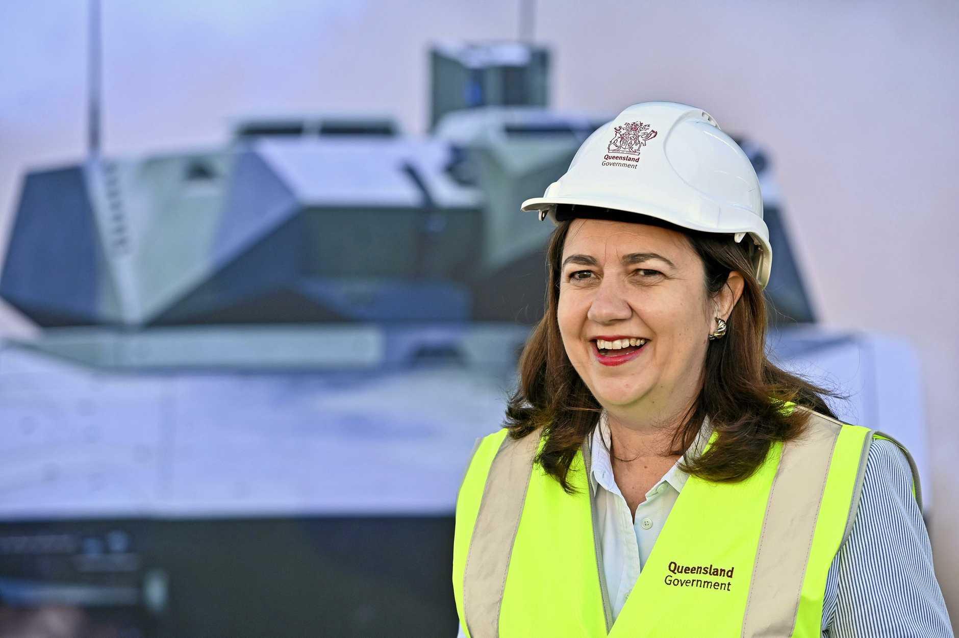 JOBS: Premier Annastacia Palaszczuk announces more jobs for Rockhampton.