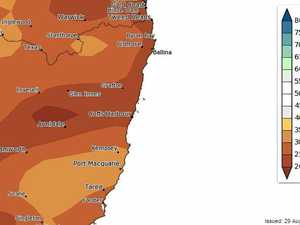 Warm, dry outlook for spring predicted by BOM