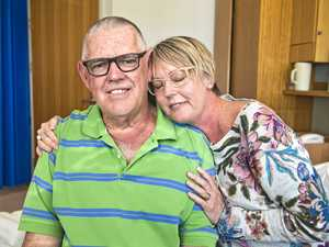 Best Father's Day gift: New stroke ward comes to man's aid