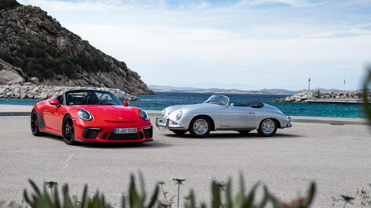 The Porsche 911 has been the pinnacle of sports cars for its entire existence.