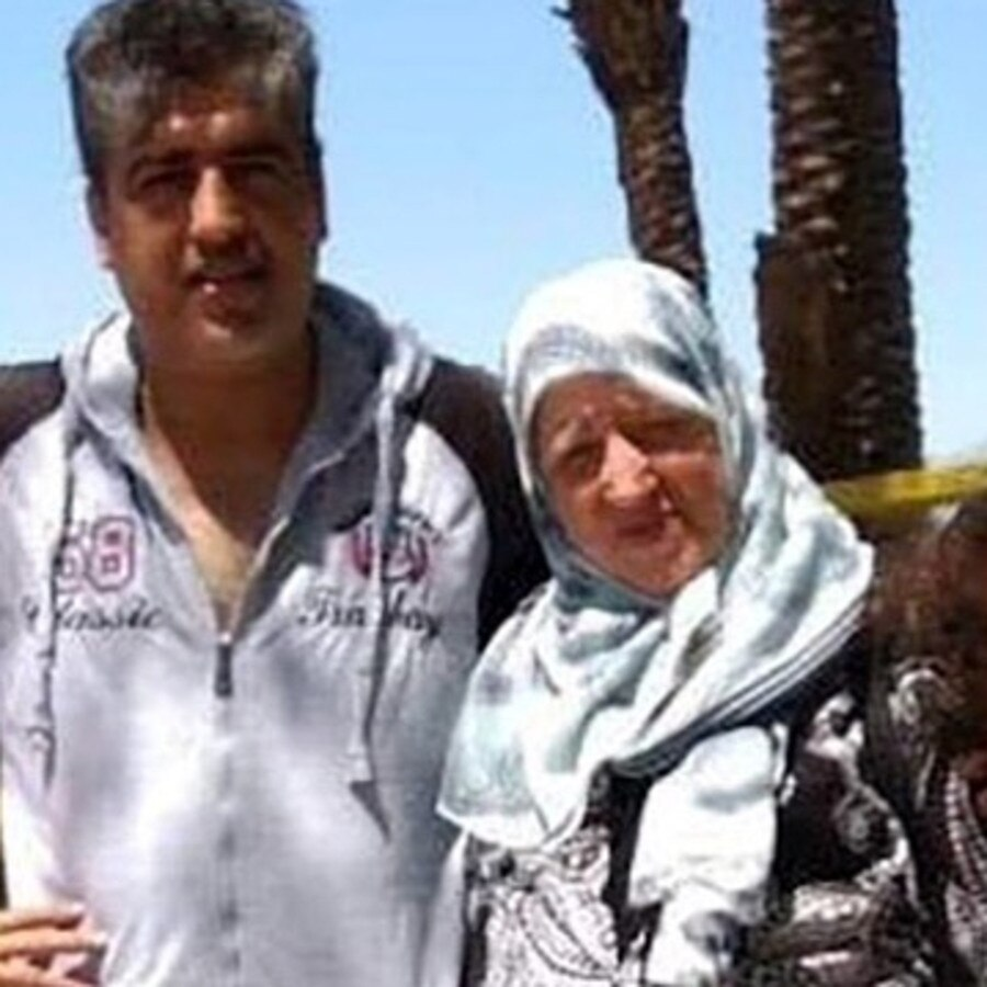 The mother of Kamel Darwish, one of the 50 lives taken in the Christchurch massacre, died from a heart attack shortly after her son's funeral. Picture: Instagram