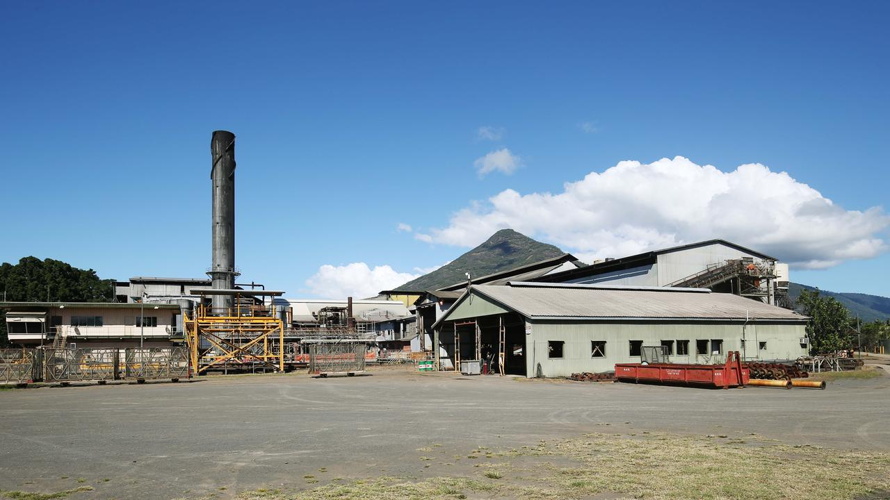 MSF Sugar's Mulgrave mill at Gordonvale, where Mr McGuigan worked. Picture: BRENDAN RADKE