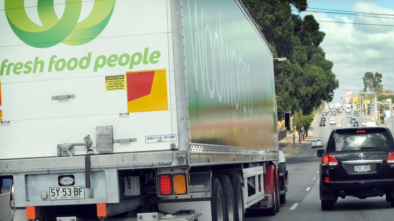The changes brought freight movements using permits into line with recent legislation introduced by state governments