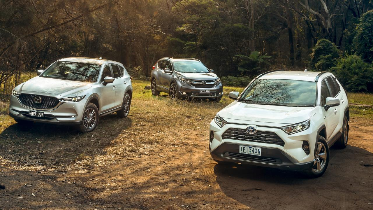Australian buyers prefer SUVs to passenger cars, which result in higher carbon emissions.