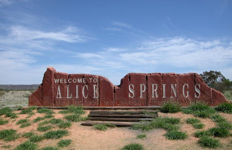 A woman has gone on a wild, unusual and dangerous drive in Alice Springs. Picture: iStock