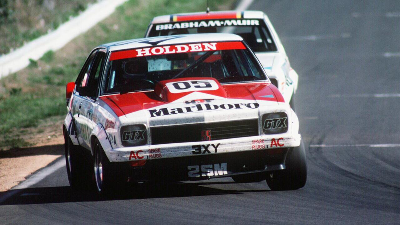 The Torana was a bathurst warrior and piloted by none other than Peter Brock back in the day.