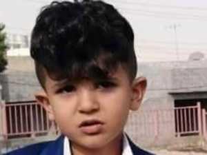 Boy, 4, dies from 'broken heart'