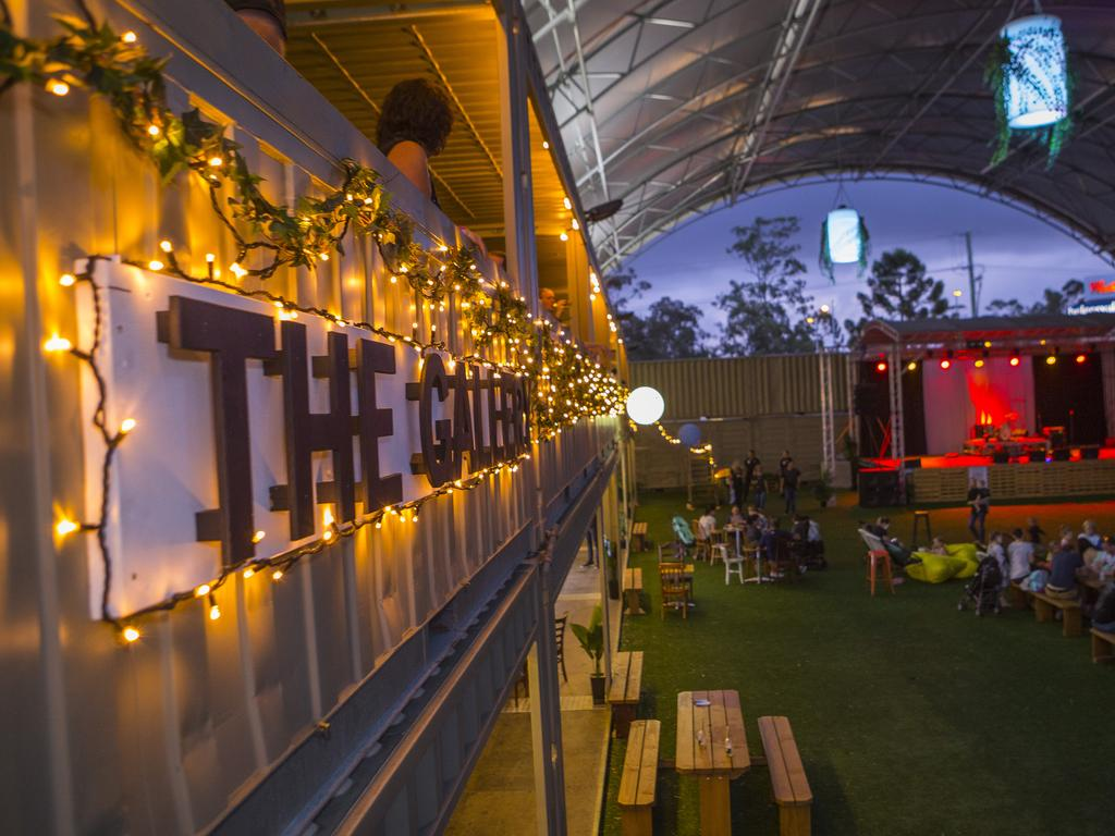 NightQuarter's owners envisage scenes like this, taken from their earlier Gold Coast venue. Photo: Michael Greves
