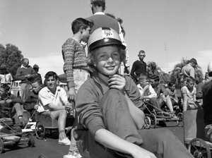 Celebrating carnival in 1962