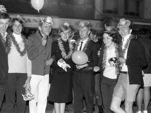 Carnival fun in 1967