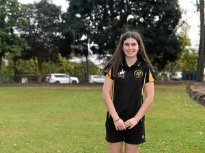 How this Gympie student is closer to her Olympic dream