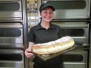 MEGA SIZE: Mackay bakery takes dessert to the next level
