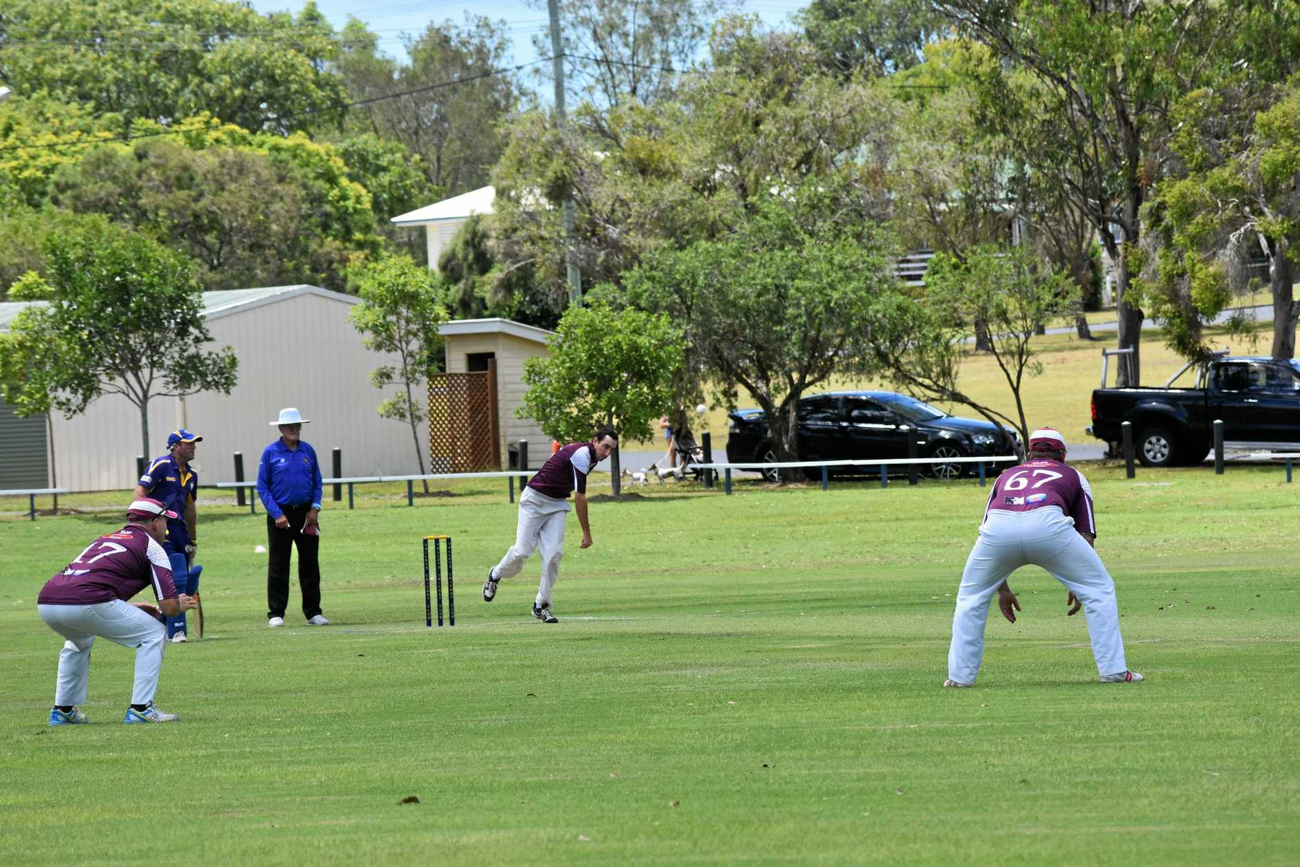 Gympie Regional Cricket at the the One Mile Ovals. In another hotly contested season, the two top sides Murgon and Colts will go head to head in the first finals and the second between Valleys and Harlequins.
