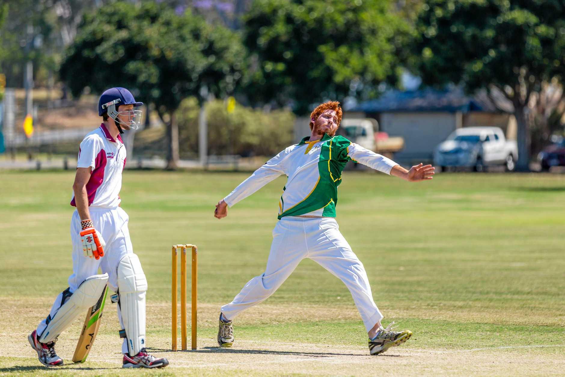 Cricket, Callum Morrison Wests Reserve Grade