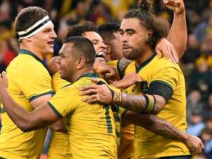 Eales: Wallabies giving Aussie fans plenty of hope