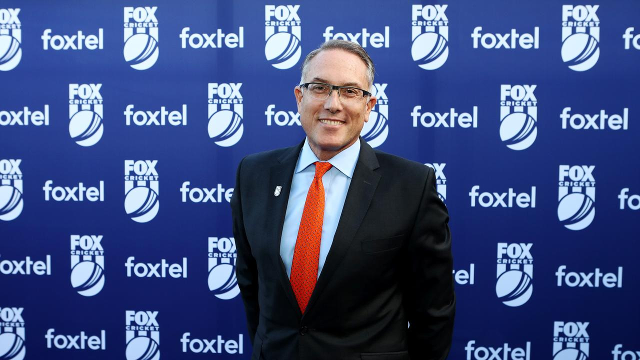 Foxtel CEO Patrick Delany. Picture: Hollie Adams/The Australian