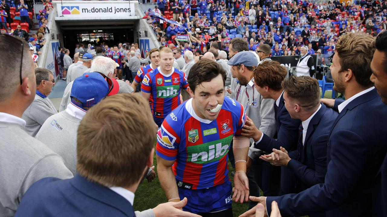 Old Boys' Day is usually one of the highlights of the year. Picture: Darren Pateman/AAP