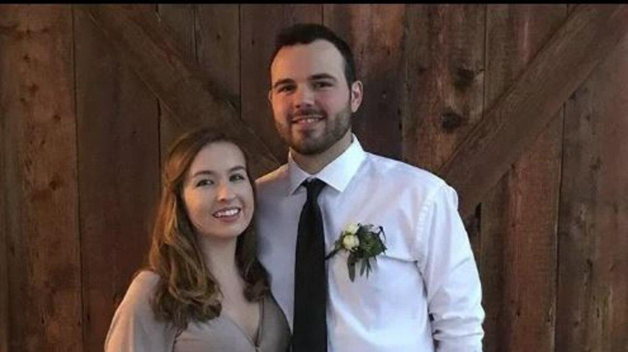 Emily and Blake Bivens.