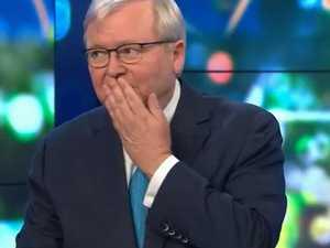 Kevin Rudd's return blindsides Australia