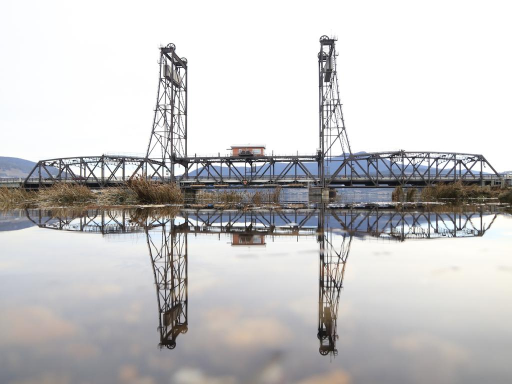 The Bridgewater Bridge needs a much-needed upgrade. Picture: Kelvin Ball