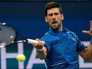 Djokovic burned by Kyrgios after threatening crowd