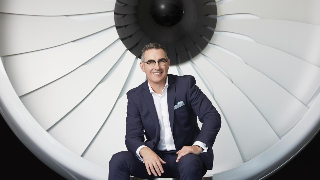 Virgin Australia CEO Paul Scurrah.