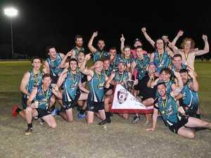 Bay Power Wins Wide Bay AFL Grand Final