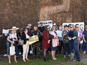 Vigil in Toowoomba