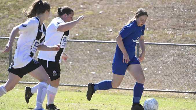 Toowoomba Football League: Willowburn vs Rockville